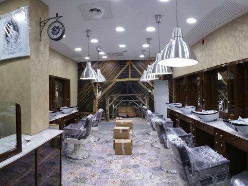 Reforma Barbería
